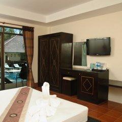 Отель Tropical Palm Resort Самуи комната для гостей