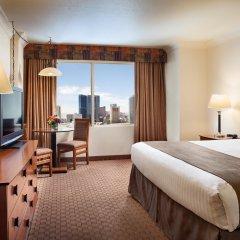 Stratosphere Hotel, Casino & Tower 3* Стандартный номер с двуспальной кроватью