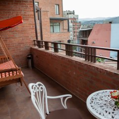 Laerton Hotel Tbilisi балкон