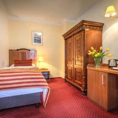 Hotel Waldstein 4* Стандартный номер с различными типами кроватей фото 6