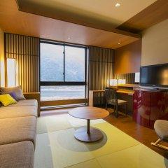 Gifu Grand Hotel 3* Номер категории Премиум с 2 отдельными кроватями