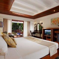 Отель Thavorn Beach Village Resort & Spa Phuket 4* Стандартный номер разные типы кроватей