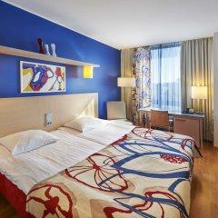 Отель Scandic Hakaniemi 3* Стандартный номер с различными типами кроватей