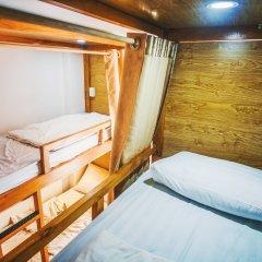 Dola Hostel Кровать в общем номере с двухъярусной кроватью