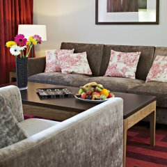 Radisson Blu Scandinavia Hotel 4* Люкс с различными типами кроватей фото 2