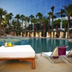 Отель Hard Rock Hotel & Casino Лас-Вегас открытый бассейн