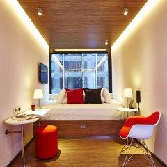 Отель citizenM New York Times Square 4* Номер Делюкс с различными типами кроватей