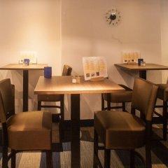 Отель Best Western Amsterdam ресторан