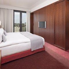 Melia Berlin Hotel 4* Президентский люкс разные типы кроватей
