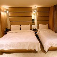 The California Hotel Seoul Seocho 2* Номер Делюкс с 2 отдельными кроватями