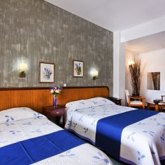 Мини-отель Residencial Colombo Стандартный номер с двуспальной кроватью