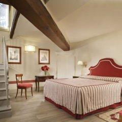 Отель Palazzo Niccolini Al Duomo 4* Номер Делюкс с различными типами кроватей