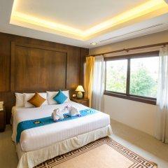 Отель Coconut Village Resort 4* Полулюкс с различными типами кроватей