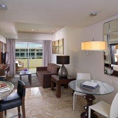 Отель Paradisus Playa del Carmen La Esmeralda All Inclusive 4* Люкс с различными типами кроватей фото 2