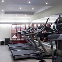 Отель Le Meridien Barcelona фитнесс-зал фото 2