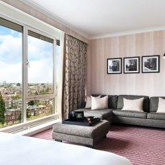 Отель Hilton Amsterdam 5* Полулюкс