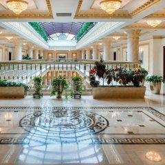 Гостиница Royal Tulip Almaty коридор