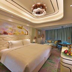Radisson Blu Plaza Xing Guo Hotel 4* Люкс повышенной комфортности с различными типами кроватей