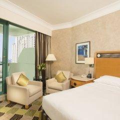 Отель Hilton Dubai Jumeirah 5* Представительский номер с различными типами кроватей фото 9