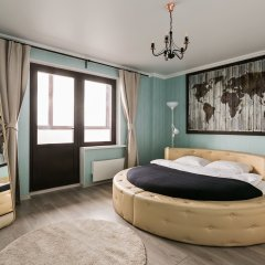 Гостиница MaxRealty24 Putilkovo, Skhodnenskaya 7 Deluxe 3* Улучшенные апартаменты с различными типами кроватей