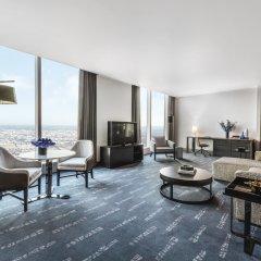 Отель InterContinental Los Angeles Downtown 4* Люкс с различными типами кроватей