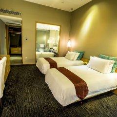 Отель Royal Tulip Luxury Hotels Carat Guangzhou 4* Стандартный номер