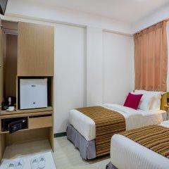 Отель Novina 3* Стандартный номер с 2 отдельными кроватями