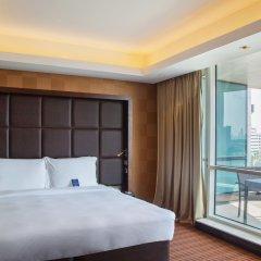 Radisson Blu Hotel, Dubai Media City 4* Представительский номер с различными типами кроватей