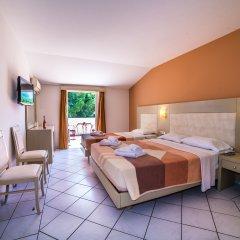 Porto Koukla Beach Hotel 3* Стандартный номер с различными типами кроватей