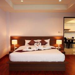 Отель Bangtao Tropical Residence Resort & Spa 4* Улучшенный люкс разные типы кроватей фото 2