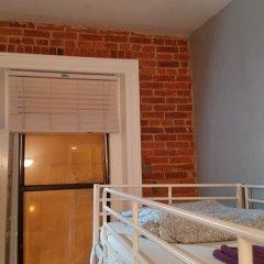 Отель DC Lofty Кровать в общем номере с двухъярусной кроватью фото 3
