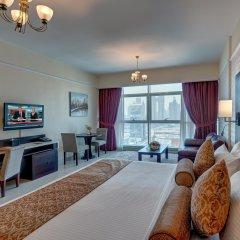 Emirates Grand Hotel Apartments 4* Студия