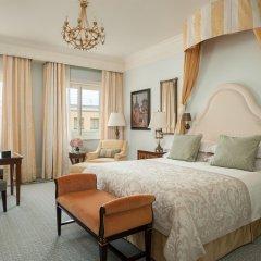 Гостиница Four Seasons Lion Palace St. Petersburg 5* Номер Делюкс с разными типами кроватей фото 2