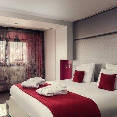 Отель Mercure Montmartre Sacre Coeur 4* Улучшенный номер фото 7