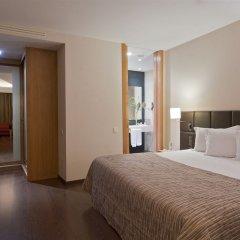 Отель Eurostars Lucentum 4* Стандартный номер с различными типами кроватей фото 5