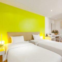 Отель Tuana The Phulin Resort 3* Стандартный номер с разными типами кроватей фото 5