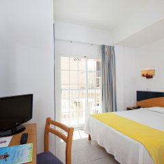 Отель JS Horitzó 3* Стандартный номер с различными типами кроватей