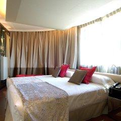 Отель Vincci Capitol 4* Улучшенный номер с различными типами кроватей