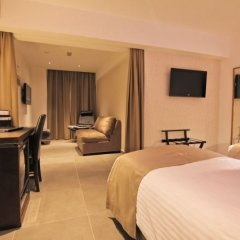 Achilleos City Hotel 2* Улучшенный номер с различными типами кроватей