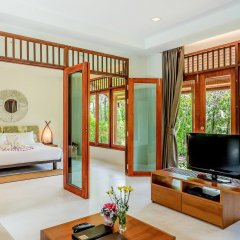 Отель L'esprit de Naiyang Beach Resort 4* Стандартный номер разные типы кроватей фото 5