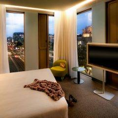 Hotel Glam Milano 4* Полулюкс с различными типами кроватей фото 4