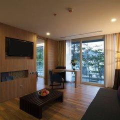 Отель Novotel Phuket Kamala Beach 4* Люкс с различными типами кроватей фото 4