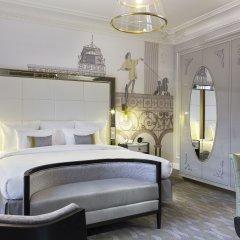 Отель Hilton Paris Opera 4* Представительский номер разные типы кроватей