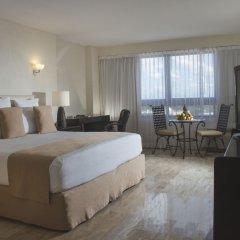 Отель Smart Cancun by Oasis Мексика, Канкун - 2 отзыва об отеле, цены и фото номеров - забронировать отель Smart Cancun by Oasis онлайн комната для гостей фото 2