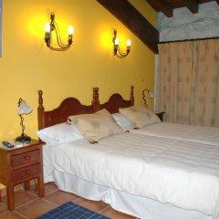 Отель Casa Rural El Pedroso 3* Стандартный номер с различными типами кроватей