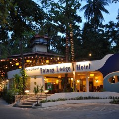 Patong Lodge Hotel фасад
