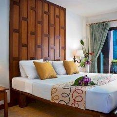 Отель First Resort Albergo комната для гостей фото 4