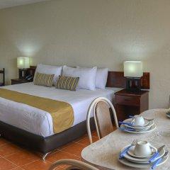 Отель Alba Suites Acapulco 2* Улучшенный люкс с различными типами кроватей