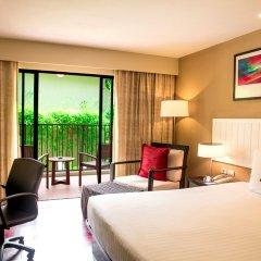 Отель Novotel Phuket Surin Beach Resort 4* Стандартный номер с различными типами кроватей фото 5