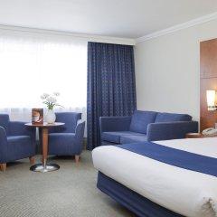 Отель Holiday Inn London-Bloomsbury 3* Стандартный номер с различными типами кроватей